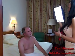 YOUNG GERMAN sunny leon new fucking TEEN - FUCK REAL USER WITH STRAPON
