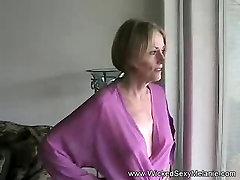 Homemade vagina vinger Funtime With GILF Melanie