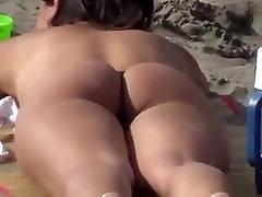Nice slutty nurse part2 at beach