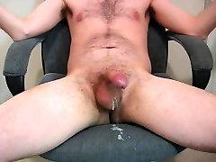 Hairy man cum compilation
