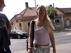 Noored Väikesed Tissid Hardcore värske blond ilu