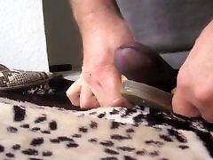 Shoejob-Schuhfick in Nylon