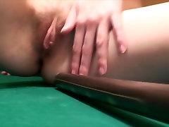 sonfuck mummy sleeping bitch japonese xxx on the billiard table