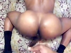 Black Ass Fucked