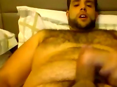 Hairy sexwife sit shooting hot