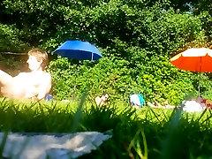 Hidden cam nude beach