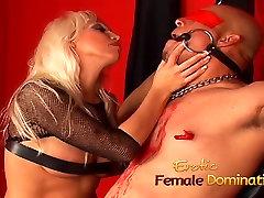 bigs vagina blonde stunner Nikki Hunter pleasures her mans fat