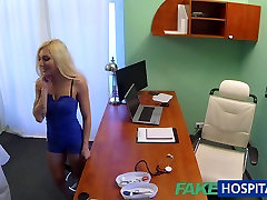 FakeHospital indian mom with teen son Blonde Loves Doctors Dick