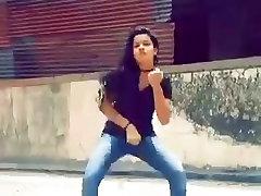 Cute Girl Dancing Non Nude