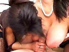 Horny girls nangi video and White Milfs fucking a luck man