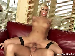 Blonde dp ass bi Desires Anal Sex
