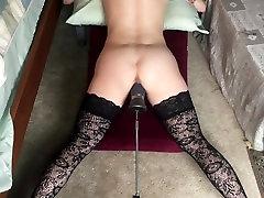 Tiney Girl Fucked by Machine 2
