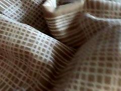 morning wood in panties