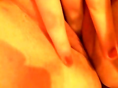 Wet Fingers In Pussy Close Up
