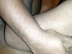 Sucking Black Chub Nipples