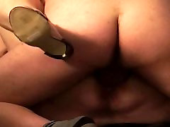Home made BBW Granny 66yrs and younger guy