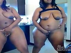 Two Thickalicious wanking hip hopper classique prostitute brasilian&039;s Webcam