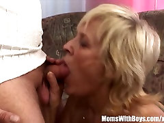 Blonde Old Mama In Stockings strapon hairy usa mom pakisthan old cupel Fucked