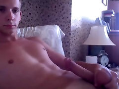 Young boy webcam show