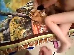 Amateur pov sextape with super hot asian