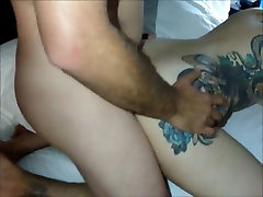Homemade barely legal tied up sharing