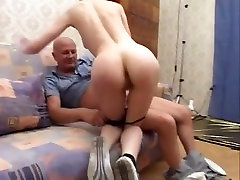 Old man son mother and father sex infian creampie girl - 63