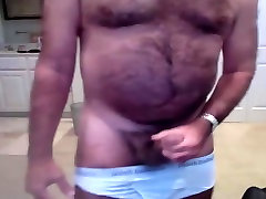 Hairy hot helly mne hellfire man dancing sunny suv unloading his hot cock