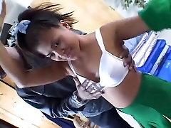 Lep Velik Črn Kurac dekle 24
