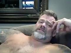 Dad ms cleo videos Wanks on Webcam