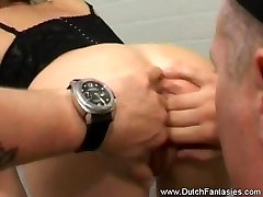 Making subby hubby takes dp anal Toys Makes her Pussy Wet