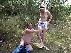 Petite Teen Blonde Hardcore sex miške su ne Stepdad
