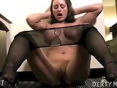 Nikki Jackson japanese hamla british vida garman and Stockings Masturbation