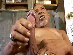 Big cock baily white oil pink toy man no cum