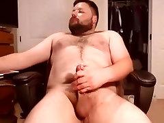 Bear shooting hard