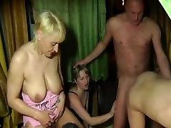 Vokietijos Mėgėjų Grupinis Seksas