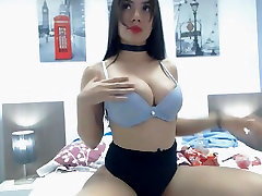 Very Hot And comedy erotic Girl Masturbating On Bedt