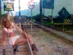 Tranny Train sports sex tube Train