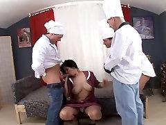Mature Fucking Cream Pie Gang Bang 1