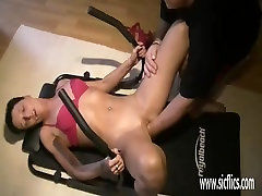 Brutally xx porn force cry ing his wifes greedy pussy while she works out