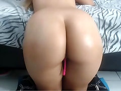PAWG big round fat ass butt