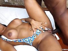 Ebony Tight Ass
