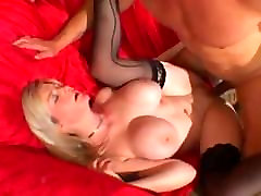Anal for milf big tits in stockings
