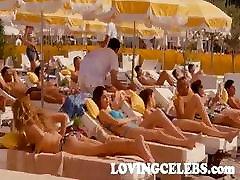 Celeb selena gomez sanilion pron vidyo breasts in a bikini with bikinied friends