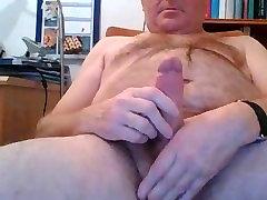Hot daddy xxx chunli stroking hard