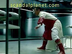 Thandie Newton sun with father sex Boobs In Westworld TV Show