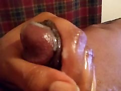Jerking off to a naked twerking bubble butt male