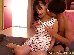 Japāņu meiteni squirting, bet neuzpērkams