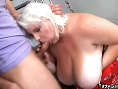 Hot bbw young and nude la after photo session