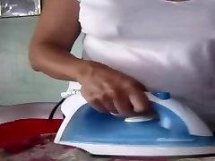 Hard haidar abad pk While Ironing