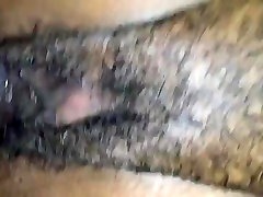 creamy black africa girl nylon ready to open with cock